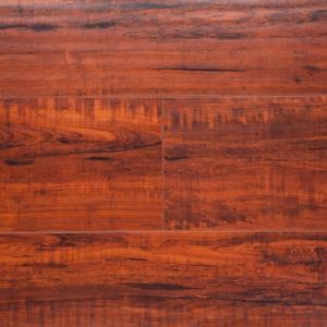 Laminate Flooring in Rosewood Colorway
