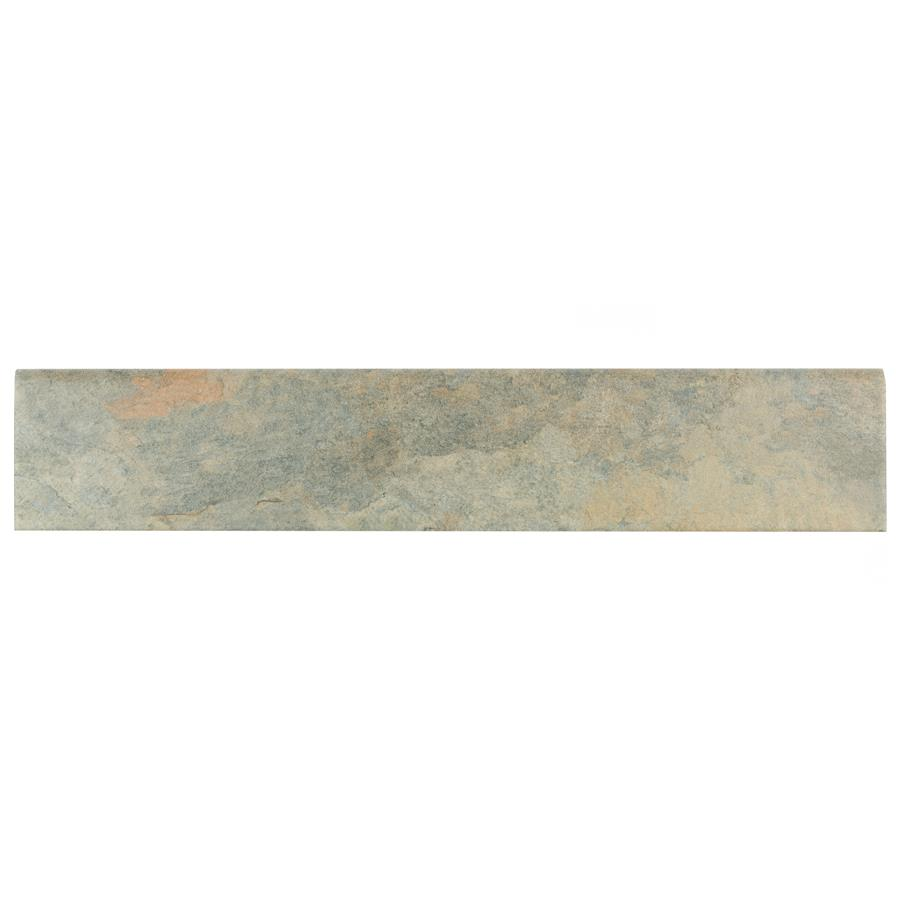 Porcelain Tile in Gris Collection in Bullnose Trim Type