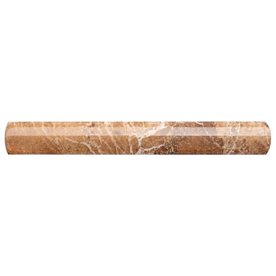 Ceramic Tile in Cigarro Arena Trim Tile Type