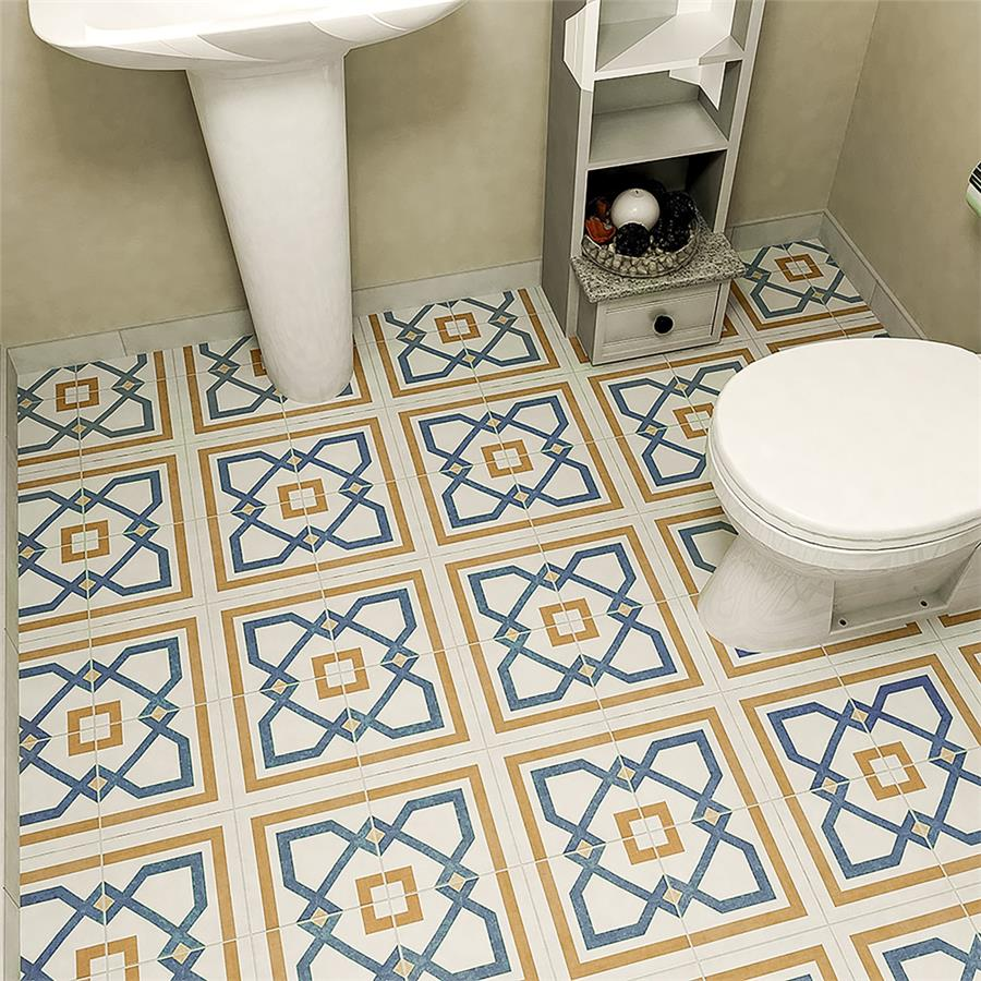 Ceramic Tile in Corner collection