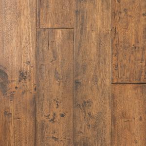 Hardwood Flooring in Raffia Colorway Hevea