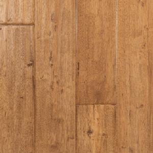 Hardwood Flooring in Chamboard Colorway Hevea