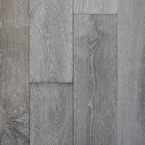 Hardwood Flooring in Amphora Grey Colorway European Oak Urethane Finish
