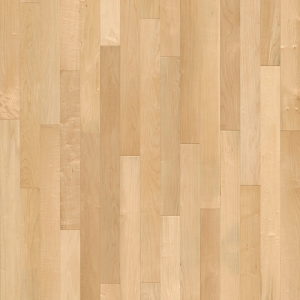 Hardwood Flooring in Natural 3 Colorway Maple