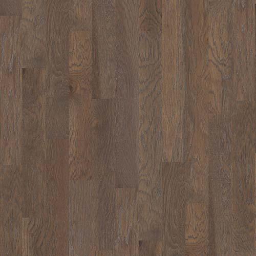 Hardwood Flooring in Granite Colorway Hickory