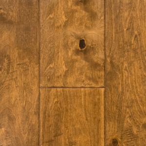 Engineered Flooring in Toffee Colorway Birch
