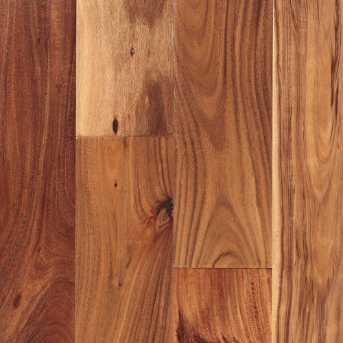 Engineered Flooring in Natural Colorway Maly Walnut