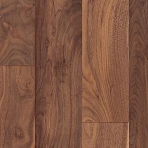 Solid WoodFlooring in Natural Colorway Walnut