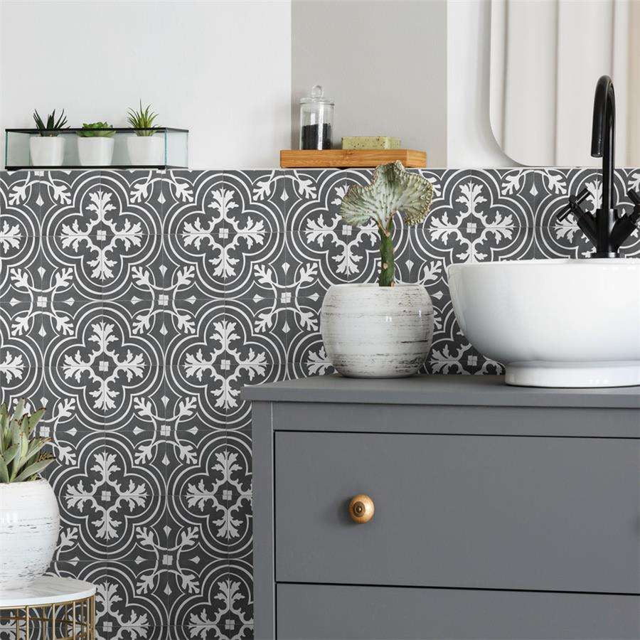Ceramic Tile in Mini Classic pattern