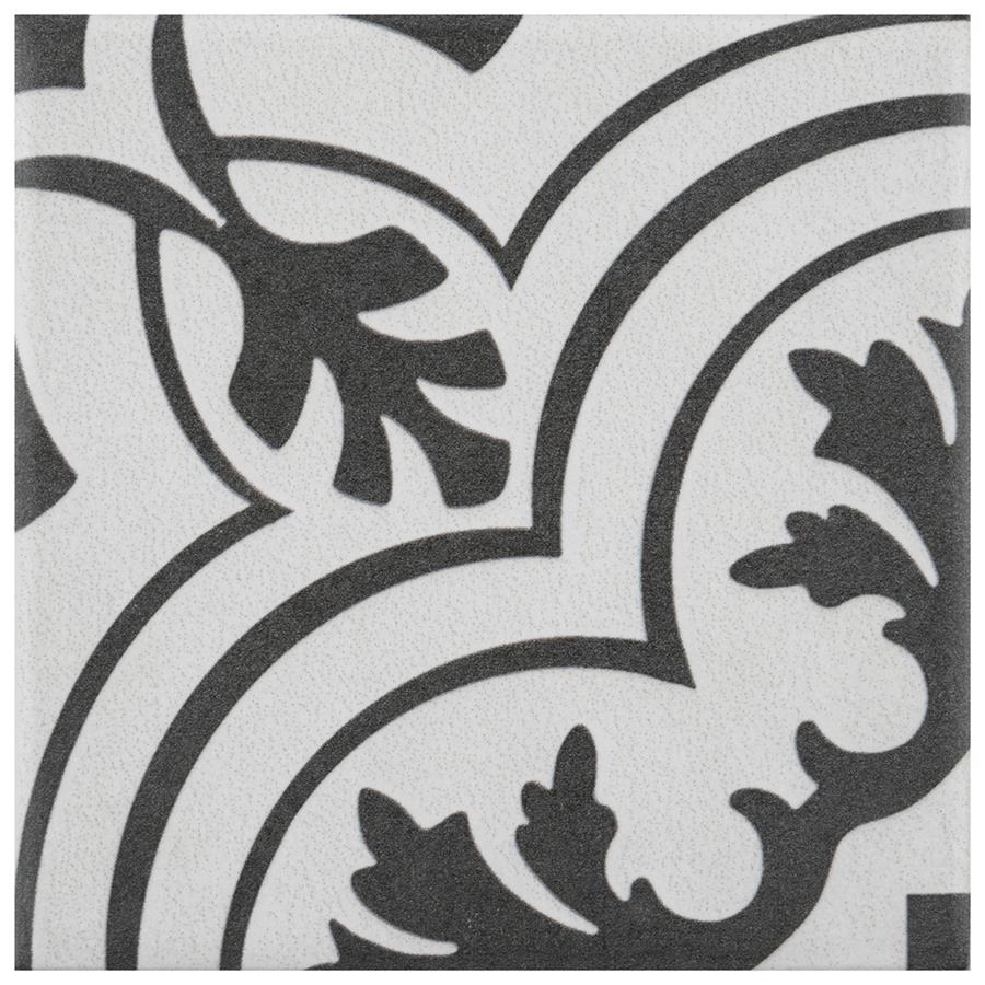 Ceramic Tile in Mini Vintage pattern