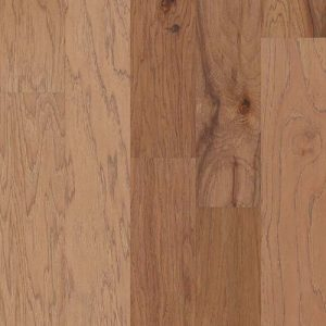 Hardwood Flooring in Sunkissed Colorway Hickory
