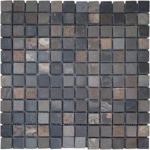 slate mosaic tile california gold