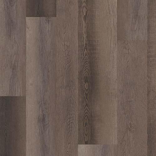 Resilient LVT Flooring in Blackfill Oak Colorway Wood