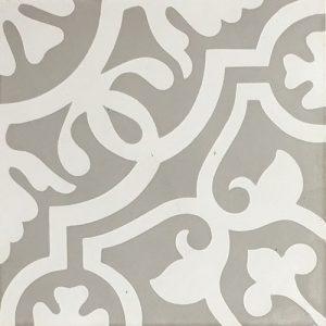 8x8 Cement tile in Heirloom colorway
