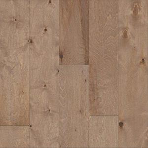 Hardwood flooring in Wicker colorway