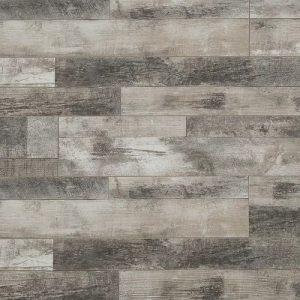 Laminate flooring in Country Cedar colorway