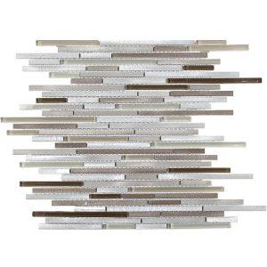 Aluminum Stiletto Ice Java Tile
