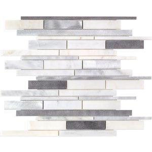Aluminum Stoneflow Bliss Tile