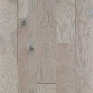 Hardwood flooring in Quartz colorway